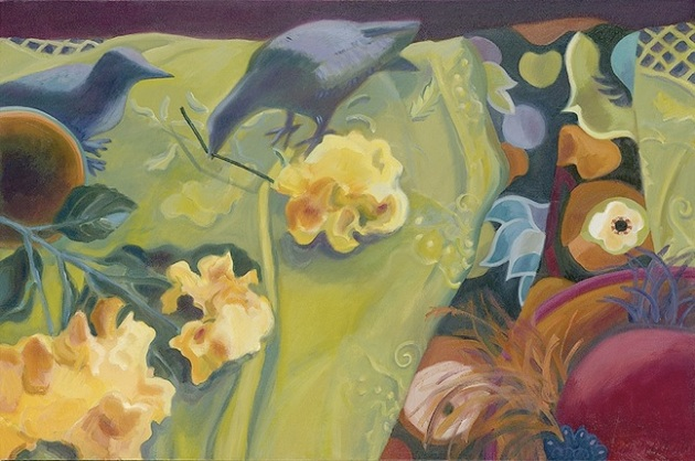 Marsha-Connell-Thinking About Harriet Schorr-24x36in-2012