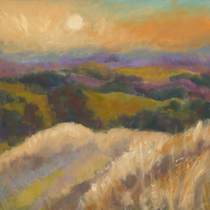 Pepperwood Preserve Paintings By Marsha Connell Mahoney