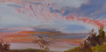7-Marsha Connell-Swift Sunset, 12x24""